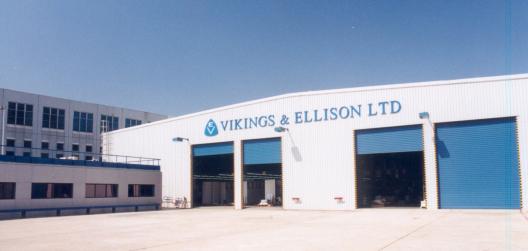 Vikings And Ellison Limited